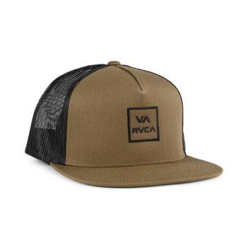 RVCA VA All The Way Snapback Hat - Olive Moss