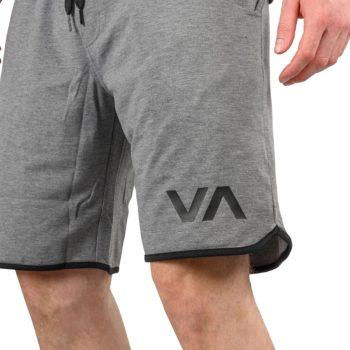 "RVCA VA Sport Short II 20"" - Athletic Heather"