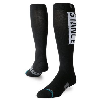 Stance OG Wool Snow Socks - Black