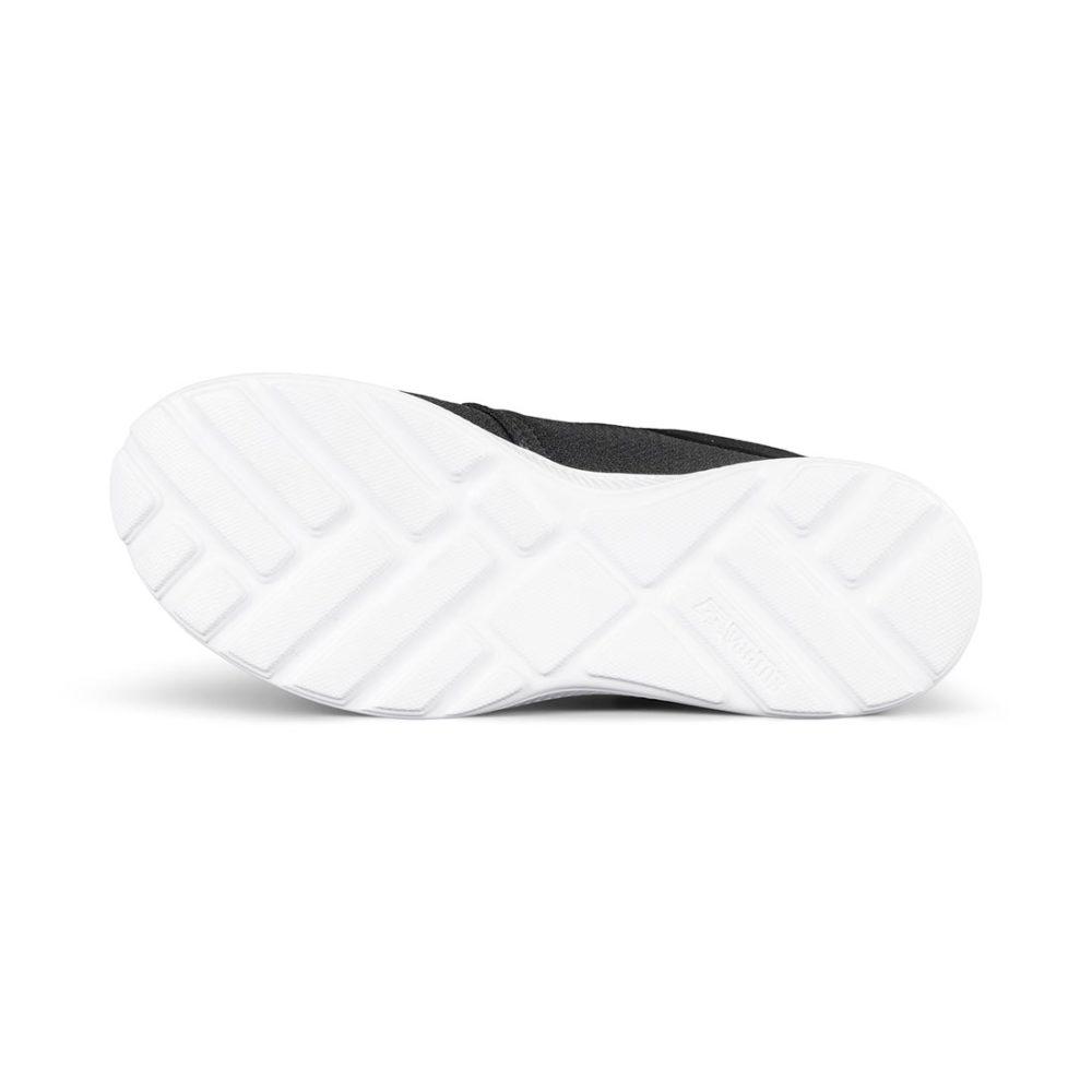 Supra Hammer Run Shoes – Black / White / White