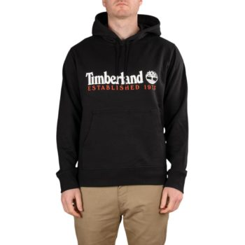 Timberland Essential 1973 Pullover Hoodie - Black