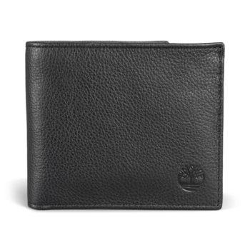 Timberland Kennebunk Bifold Wallet – Black