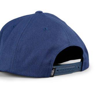 Vans Classic Patch Snapback Hat – Dress Blues / Old Gold