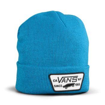 Vans Milford Cuff Beanie Hat – Turkish Tile