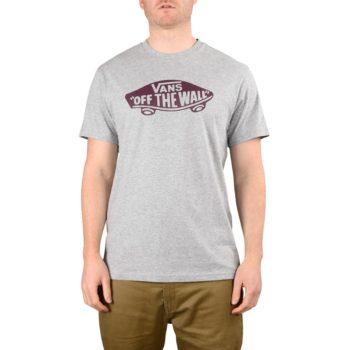 Vans OTW S/S T-Shirt – Athletic Heather / Port Royal