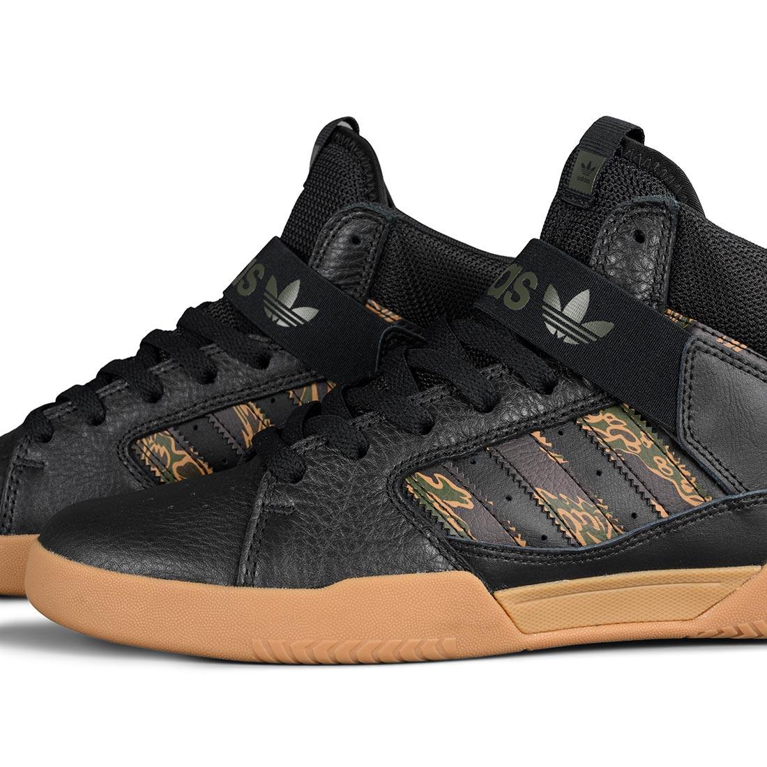 Adidas VRX Mid Shoes - Core Black