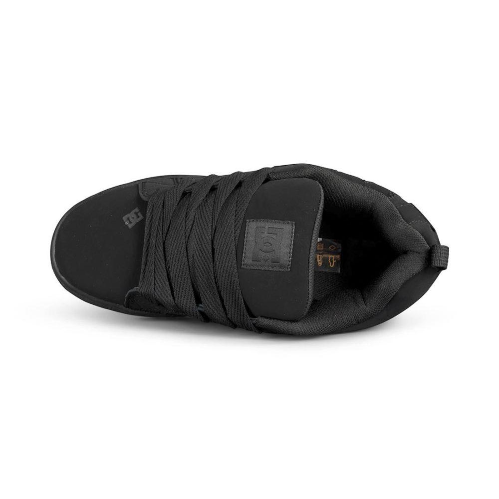 DC Shoes Court Graffik – Black / Black / Black