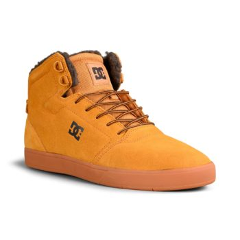 DC Shoes Crisis High WNT – Tan / Brown