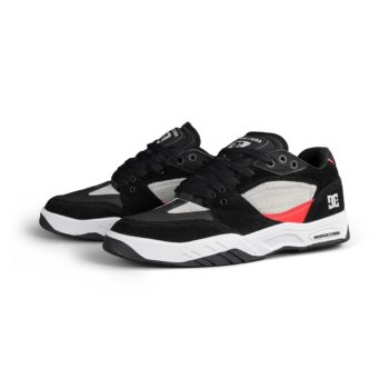 DC Shoes Maswell – Grey / Black / Red