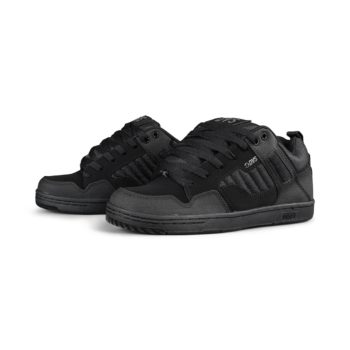 DVS Enduro 125 Shoes - Black / Charcoal