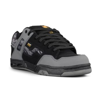 DVS Enduro Heir Shoes - Black / Charcoal / Camo
