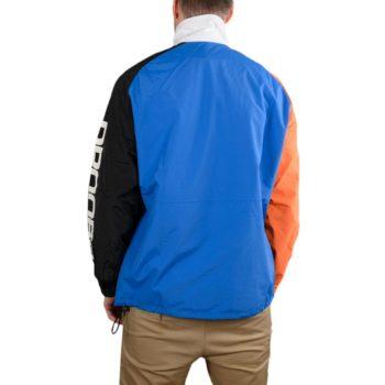 Droors Lynx Coaches Jacket – Nautical Blue