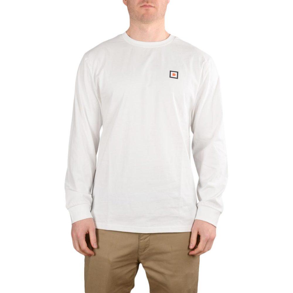 Droors Navigator L/S T-Shirt – White