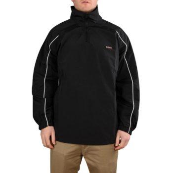 Droors Ocelot Tracksuit Jacket – Black