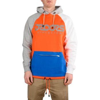 Droors Regulus Pullover Hoodie – Blazing Orange