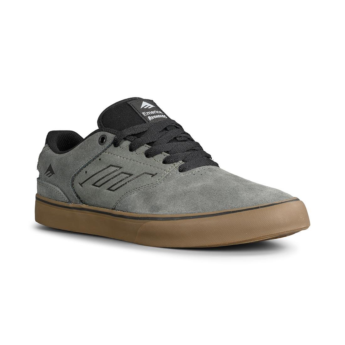 Emerica Reynolds Low Vulc Shoes - Grey