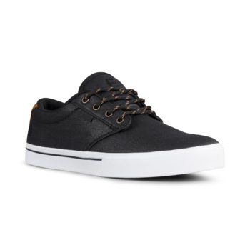 Etnies Jameson 2 Eco Shoes – Black / Gold