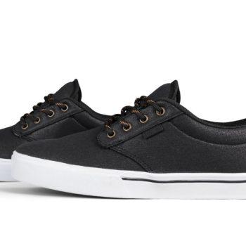 Etnies Jameson 2 Eco Shoes – Black / Gold