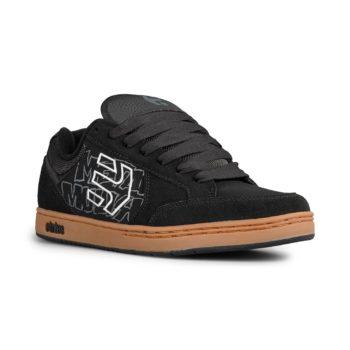 Etnies Metal Mulisha Swivel Shoes – Black / Gum