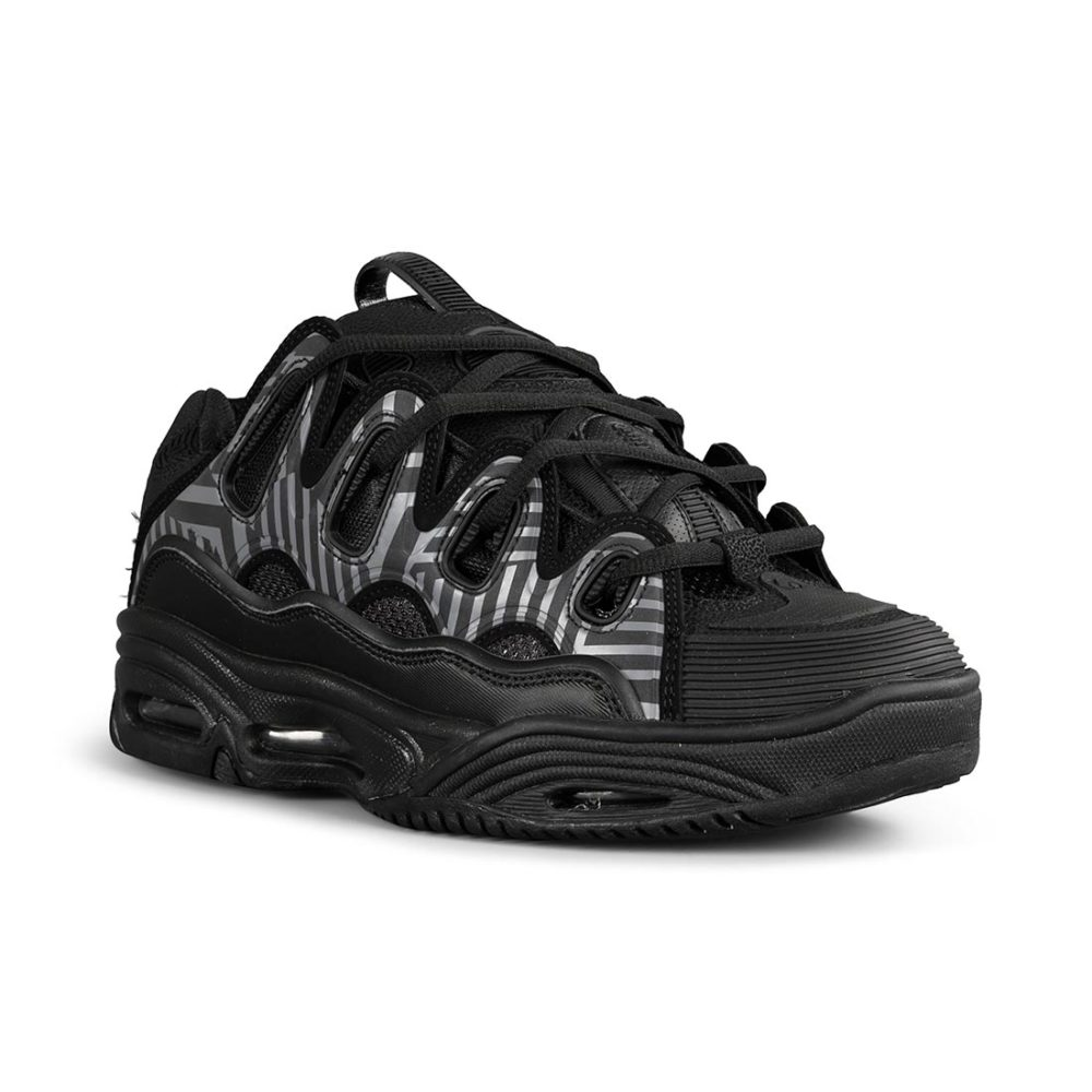 Osiris D3 2001 Shoes – Vortex / Charcoal