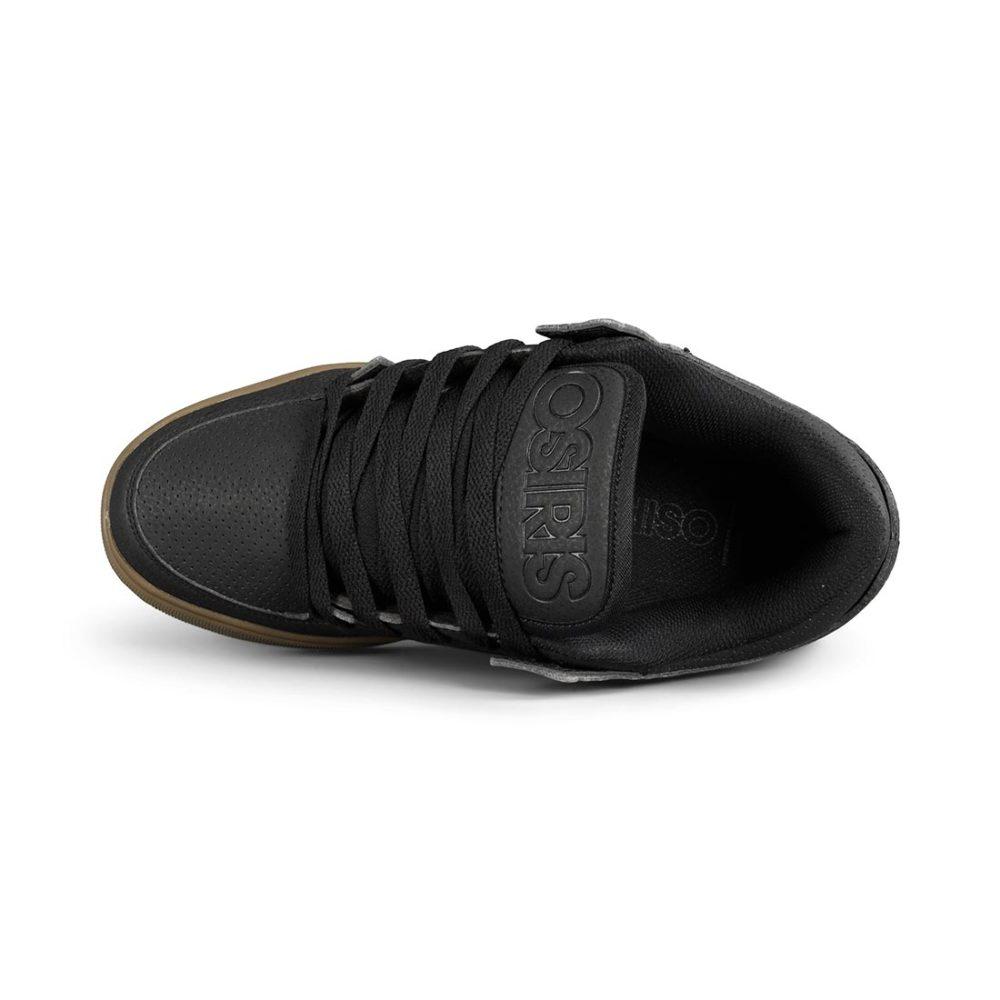 Osiris Protocol Shoes – Black / Dk Gum
