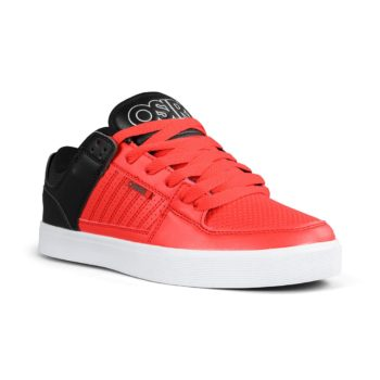 Osiris Protocol Shoes – Red / Black / White