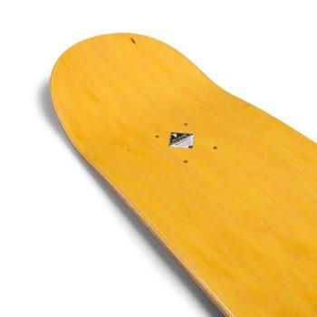 "Primitive x DBZ McClung Vegeta Power 8.5"" Skateboard Deck"