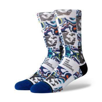 Stance Hendrix Dissolved Crew Socks