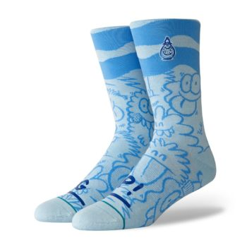 "Stance Kevin Lyons ""Wave"" Crew Socks - Blue"