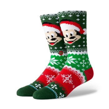 Stance Mickey Claus Crew Socks