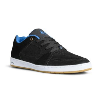 eS Accel Slim Shoes - Black / White / Royal