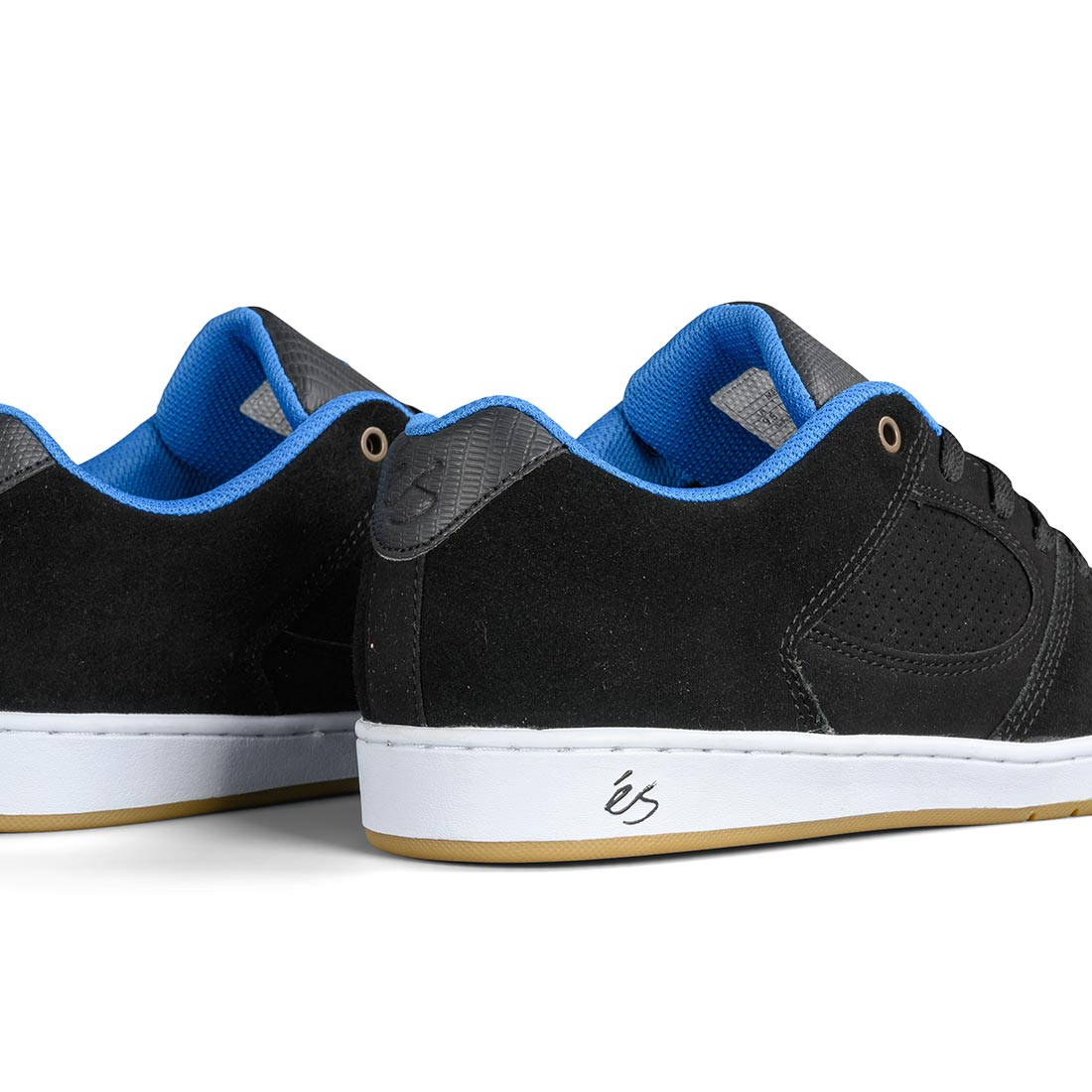 eS Accel Slim Shoes - Black / White