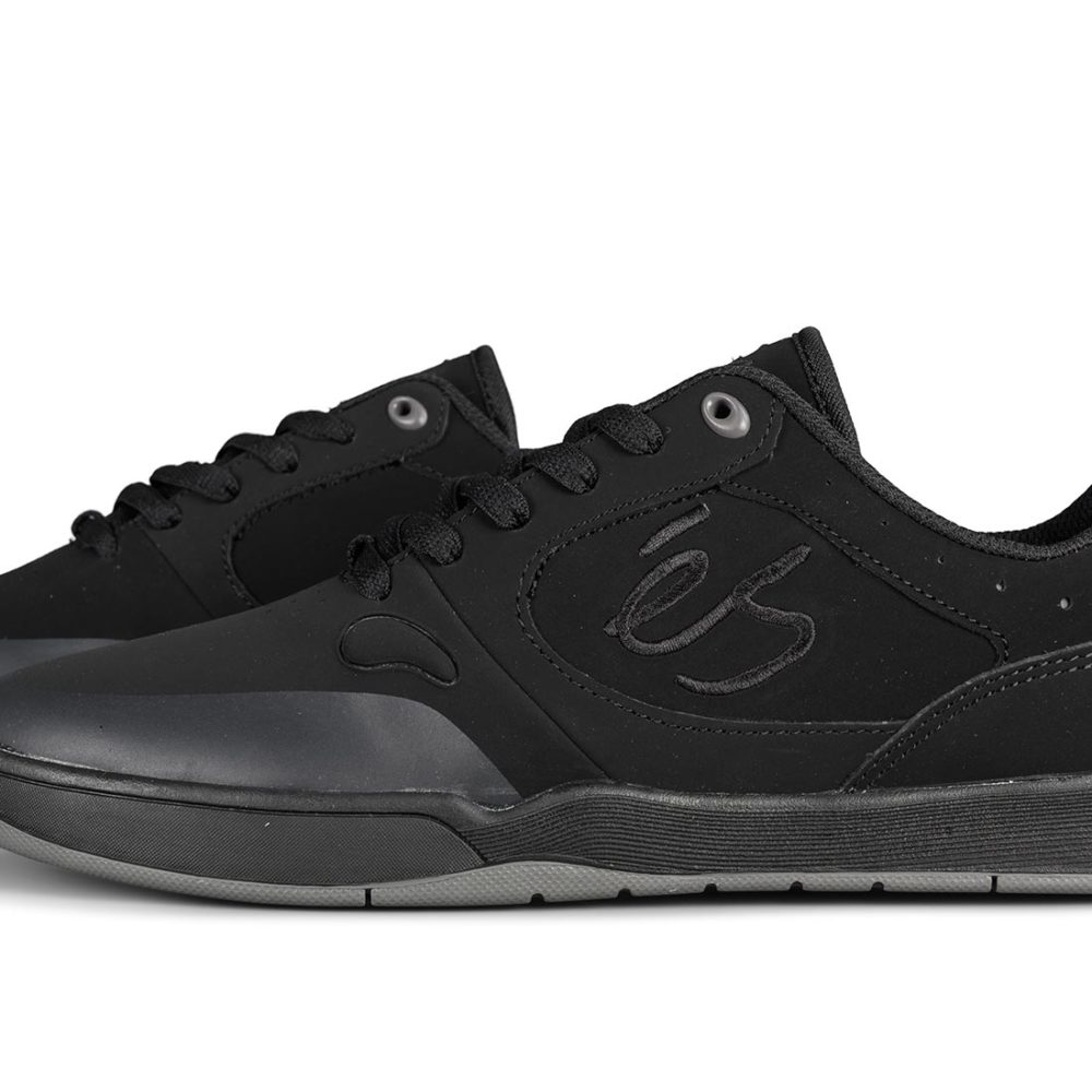 eS Swift 1.5 Shoes - Black / Black / Grey