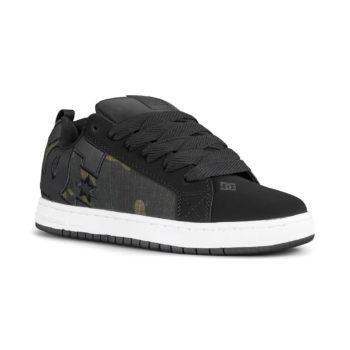 DC Shoes Court Graffik SE – Grey / White / Grey