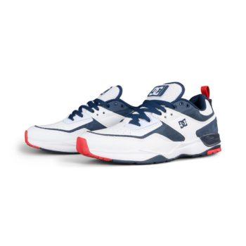DC Shoes E Tribeka - White / Red / Blue