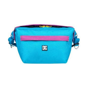 DC Shoes Hatchel Satchel 4.7L Shoulder Bag - Brilliant Blue