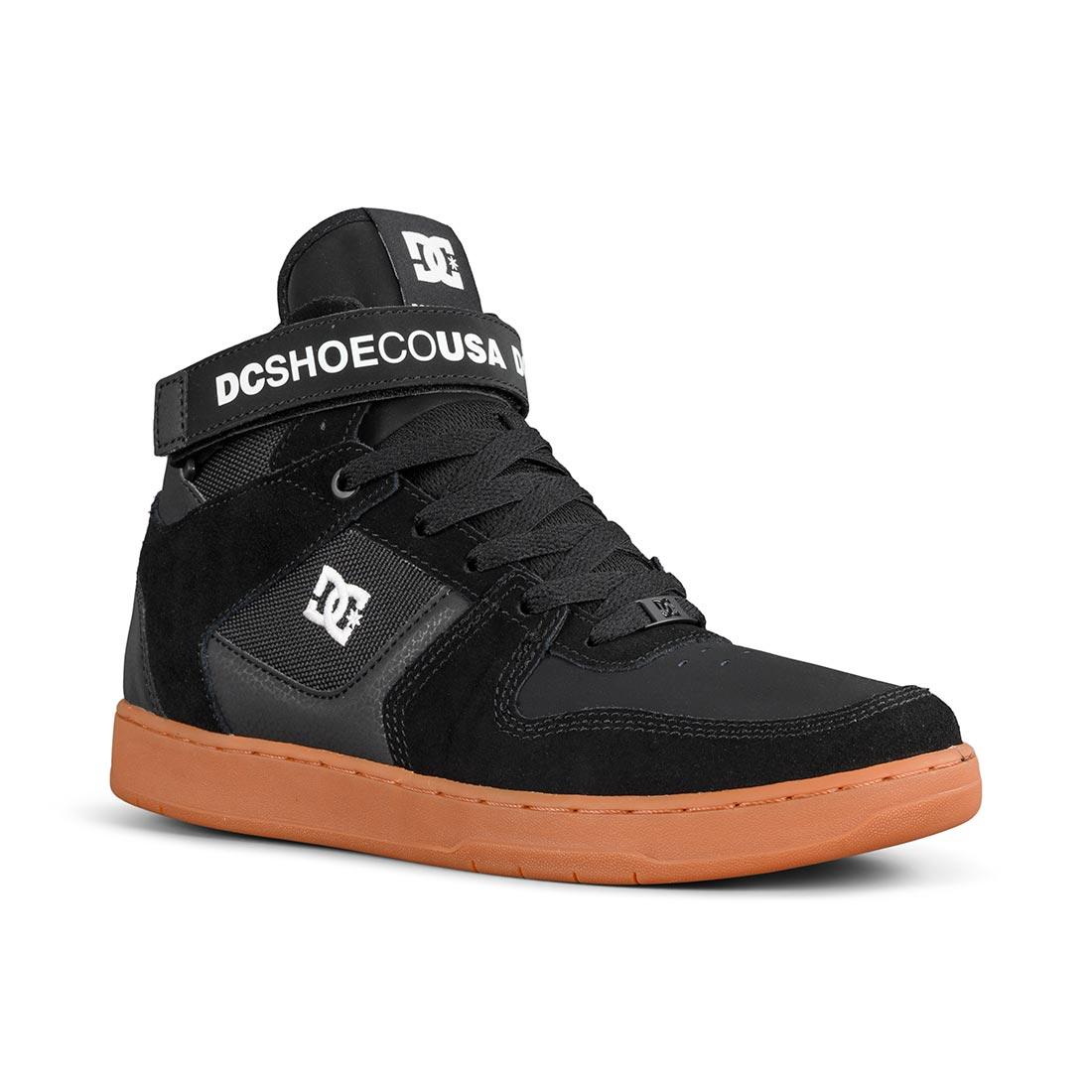 DC Shoes Pensford - Black / Gum