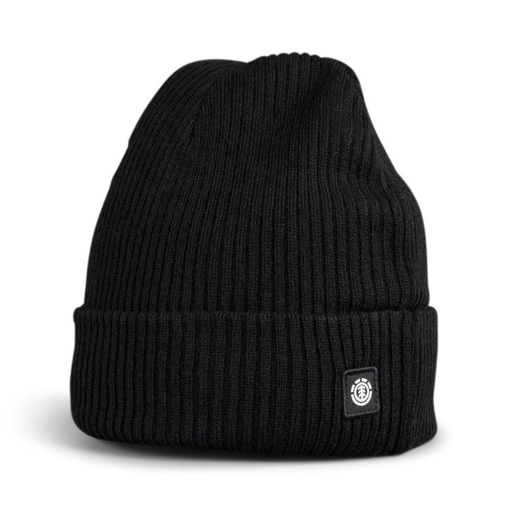 Element Flow II Beanie Hat – All Black