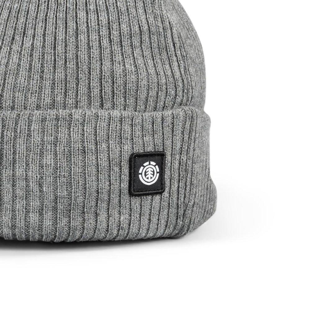 Element Flow II Beanie Hat – Grey Heather