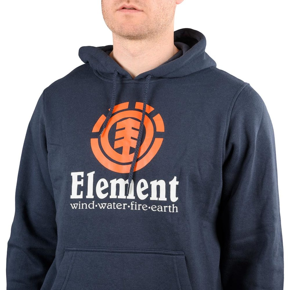 Element Vertical Hoodie – Eclipse Navy