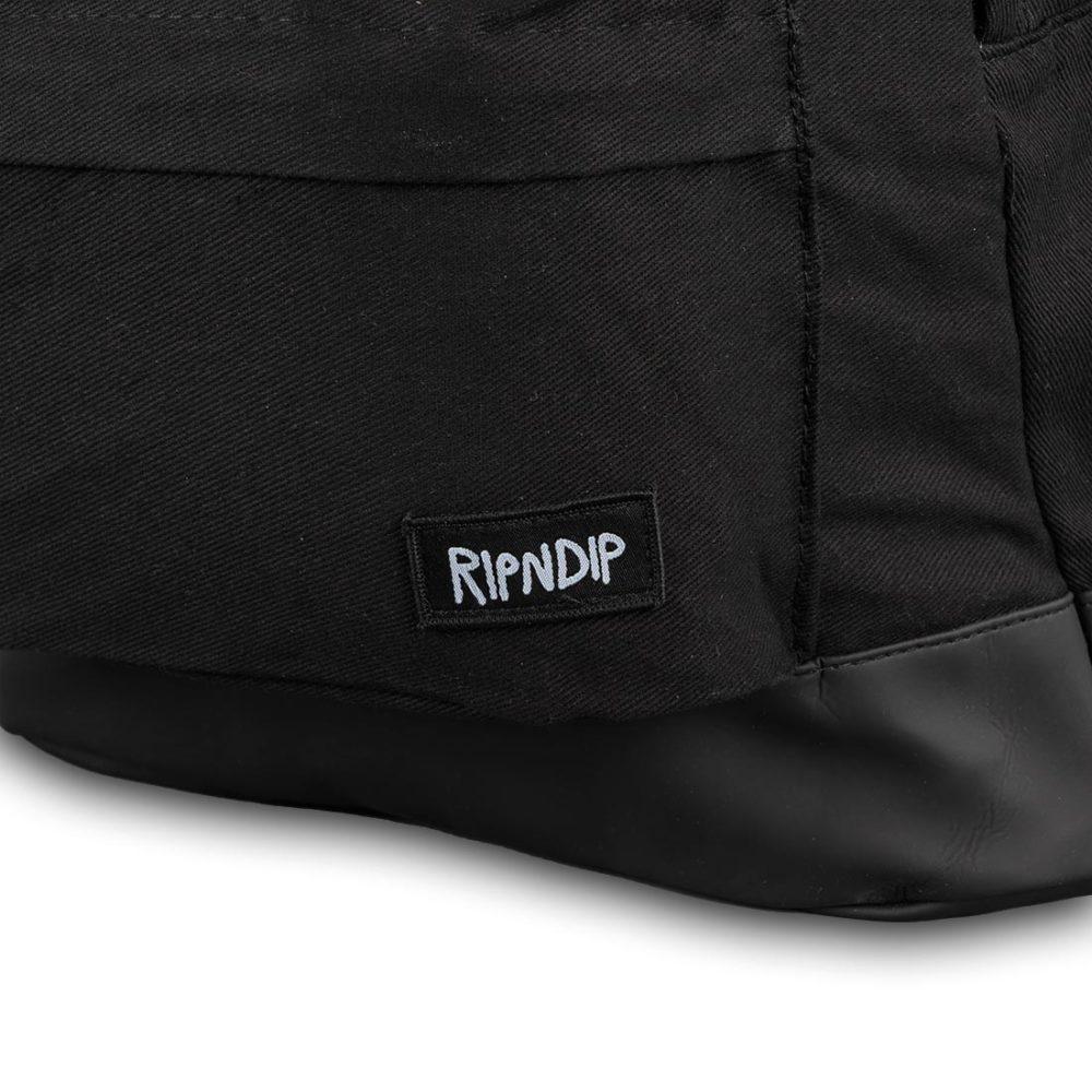 RIPNDIP Lord Nermal Velcro Hands Backpack – Black