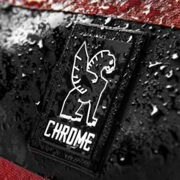 Chrome Urban Ex Sling 10L Messenger Bag - Red / Black