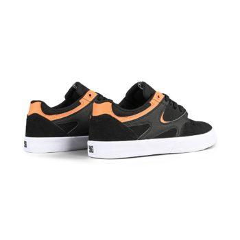 DC Shoes Kalis Vulc S – Black / Orange