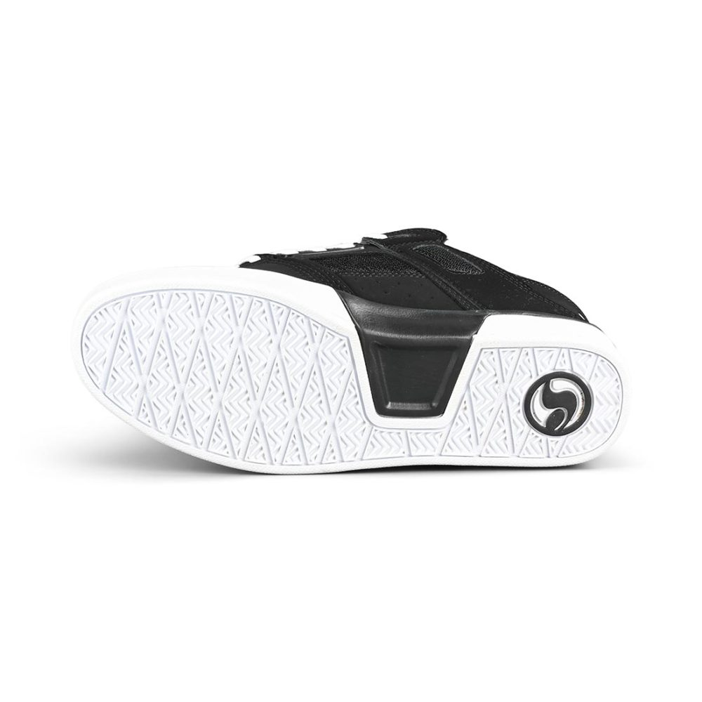 DVS Comanche 2.0+ Shoes – Black / White