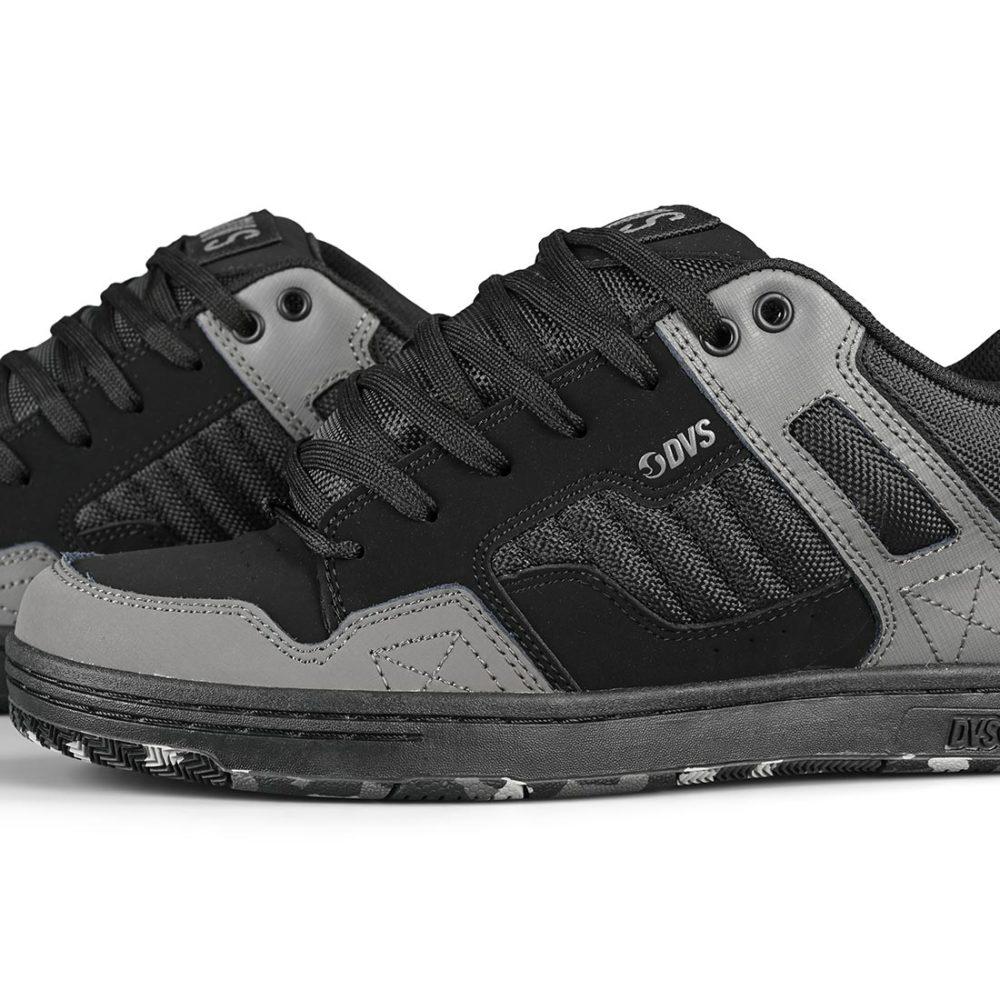 DVS Enduro 125 Shoes – Black / Charcoal / Camo