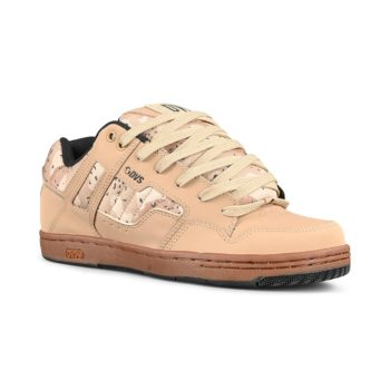 DVS Enduro 125 Shoes – Tan / Camo / Gum