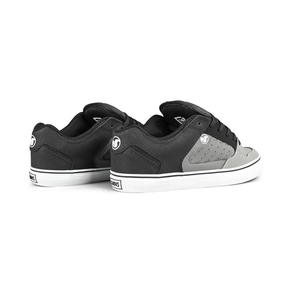 DVS Militia CT Shoes – Black / Red / Gum
