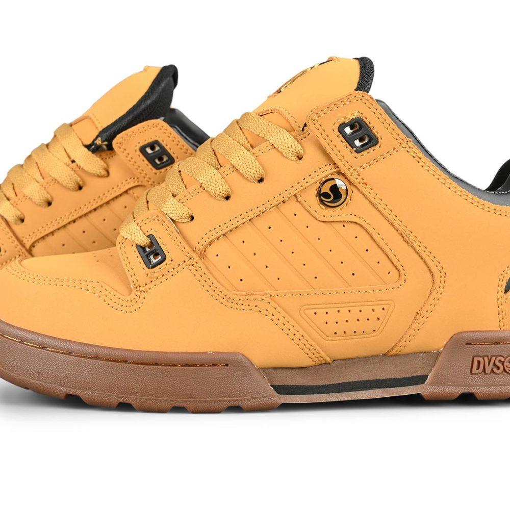 DVS Militia Snow Shoes – Chamois / Black