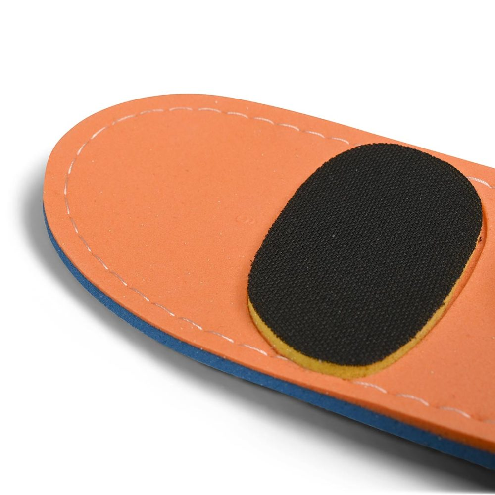 Footprint Kingfoam Orthotic Insoles – Skeleton Black
