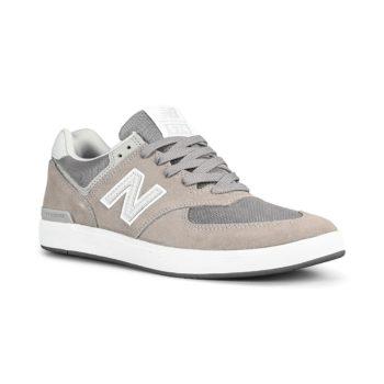 New Balance All Coasts 574 Shoes – Grey / Light Grey